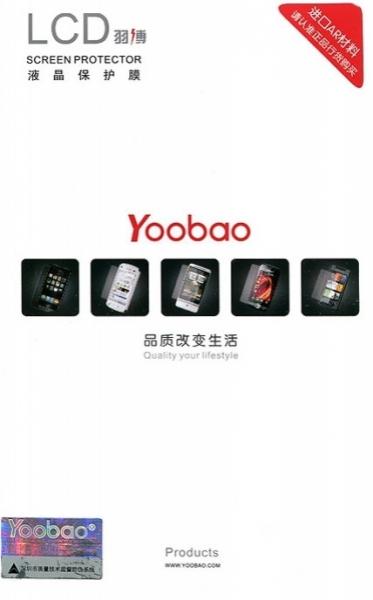 Автотехника Аксессуары HTC: Защитная пленка для дисплея Yoobao HTC 8X (Глянцевая)