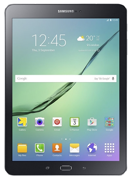 Автотехника Планшеты Samsung: Планшет Samsung Galaxy Tab S2 9.7 SM-T819 LTE 32Gb Black