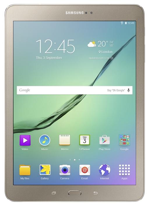 Автотехника Планшеты Samsung: Планшет Samsung Galaxy Tab S2 9.7 SM-T819 LTE 32Gb Gold
