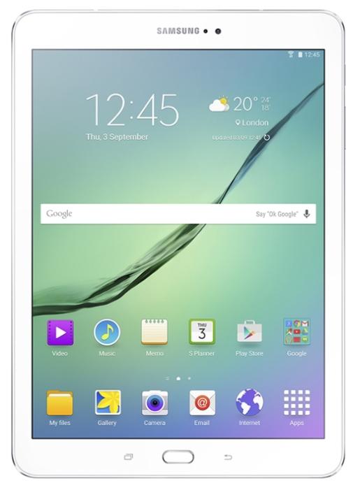 Автотехника Планшеты Samsung: Планшет Samsung Galaxy Tab S2 9.7 SM-T819 LTE 32Gb White