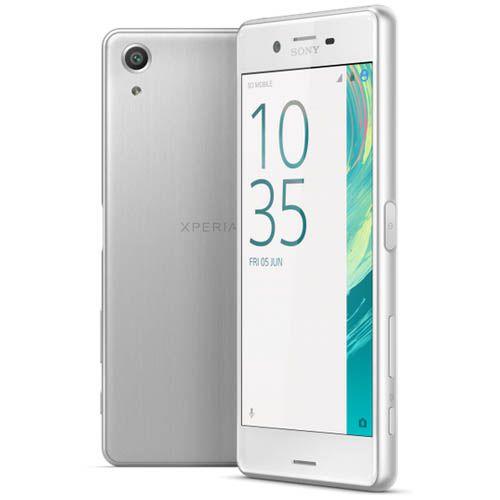 Автотехника Аксессуары Смартфоны Sony: Смартфон Sony Xperia X Performance Dual F8132 White